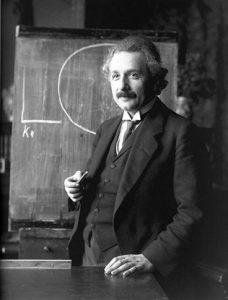 Albert Einstein, Physik, Naturwissenschaften