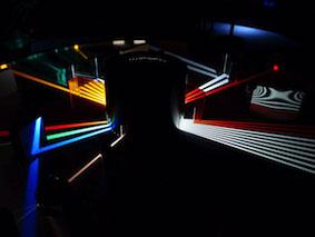 Physik Spectrometer im Dunkeln