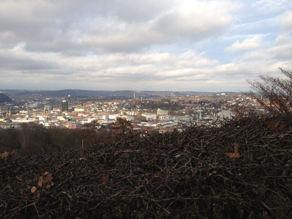 Nachhilfe Hagen, Blick über die Stadt