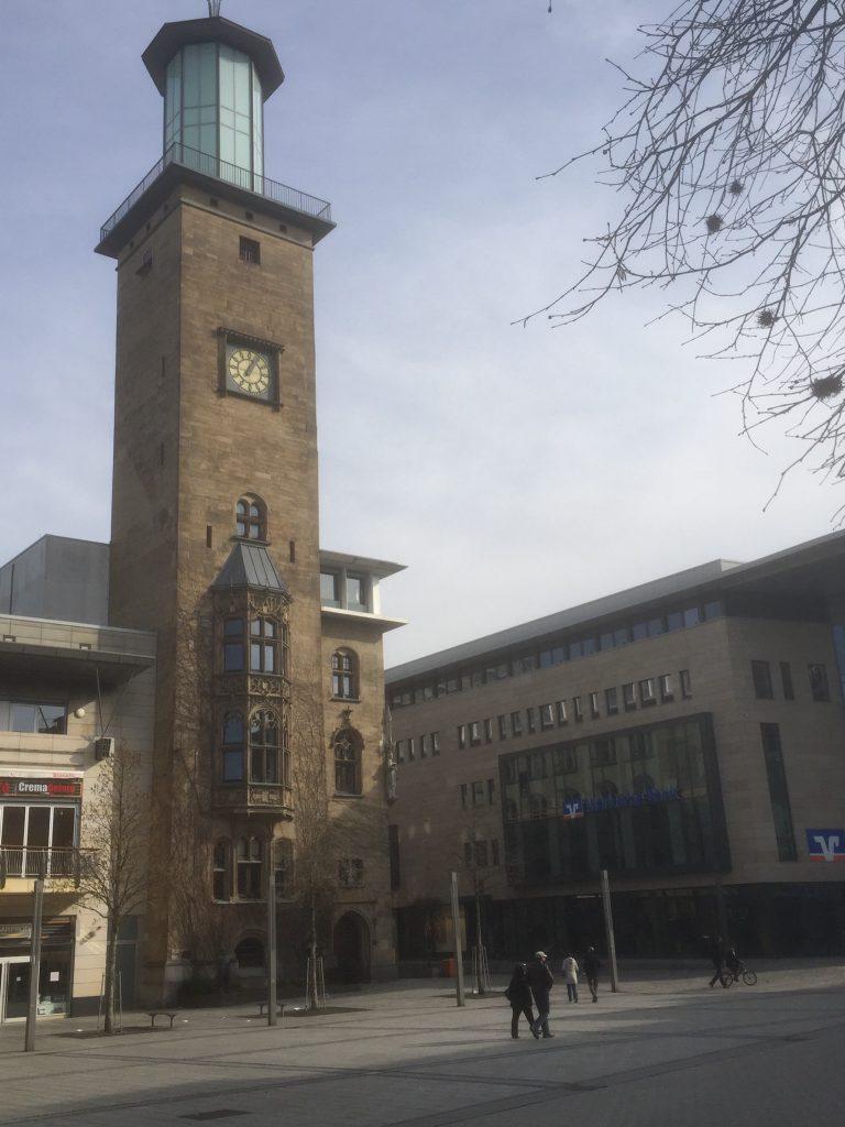 Nachhilfe Eilpe Rathausturm