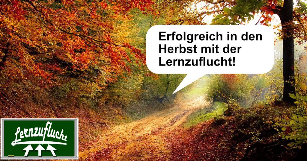 Herbstferien Nachhilfe Lernzuflucht Hagen Termine