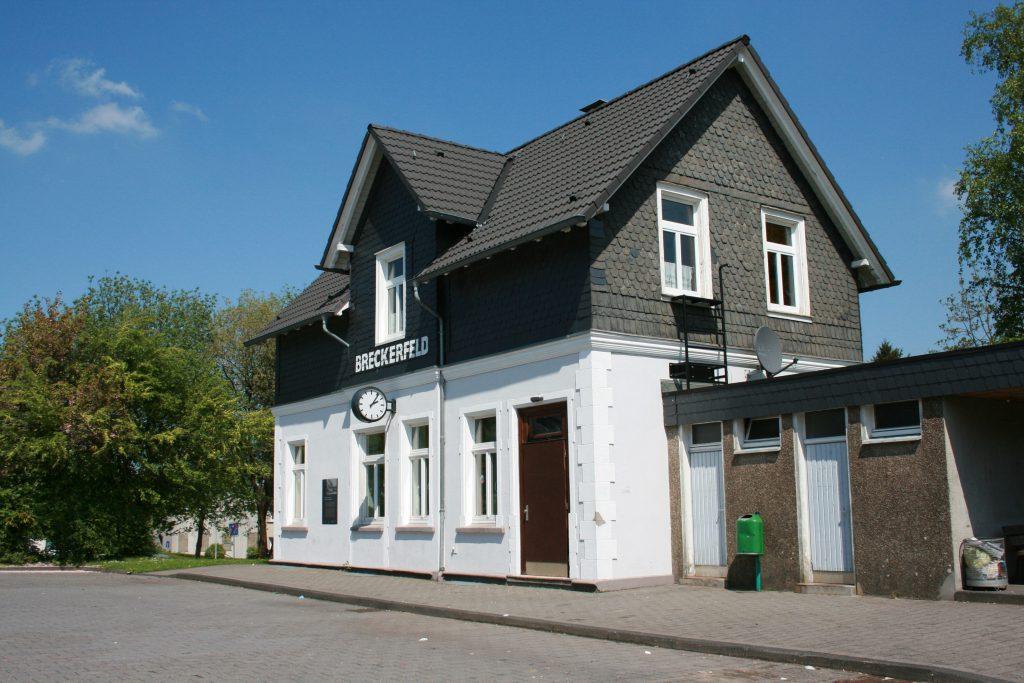 Nachhilfe Lernzuflucht Breckerfeld Bahnhof