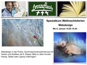 Webdesign @ Lernzuflucht Hagen