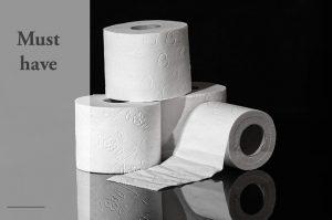 Corona Virus Nachhilfe Toilettenpapier